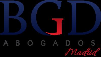 BGD Abogados Madrid Retina Logo